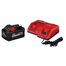 Milwaukee 48591880SC M18 8.0Ah Supercharger Starter Kit