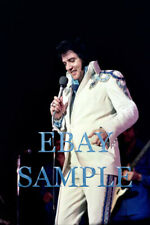Elvis Presley concert photo # 1716 Jacksonville, FL 4-25-75