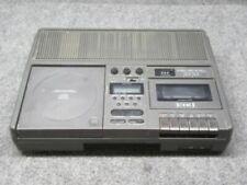Combo de grabador y reproductor de CD