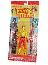 "DC Direct CONTEMPORARY TEEN TITANS Series 2: KID FLASH 6"" Figure SEALED RARE UK"