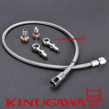 Turbo Oil Feed Line Nissan S13 S14 S15 SR20DET Kinugawa TD05H TD06SL2 (M12x1.25)