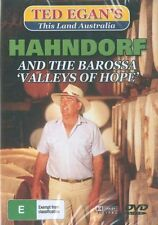 HAHNDORF AND THE BAROSSA 'VALLEYS OF HOPE', BRAND NEW FACTORY SEALED DVD