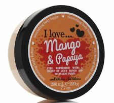 Me encanta... Mango Y Papaya Nutritiva Body Butter 200ml