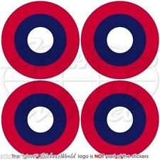 """USAF American Expeditionary Forces WW1 AEF Roundels Decals Stickers  2""""(50mm) x4"""