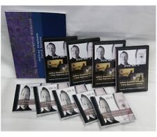 Jeffrey Stephens Complete 3 Day Hypnosis Training, 4 DVDs, 5 CDs and Workbook