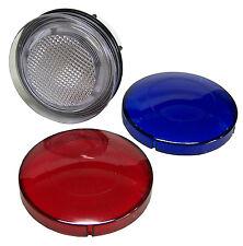 """Spa Light Kit, 3 1/4"""" Diameter with Red & Blue Lenses"""