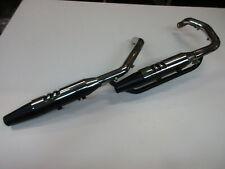 C171. Harley Davidson Sportster XL Exhaust System End Silencer