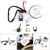 Ignition Switch Fuel Gas Cap Seat Lock Key Set For Honda CBR125R 04-10/ M AU
