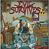 Evil Survives - Metal Vengeance ( CD 2011 ) NEW / SEALED