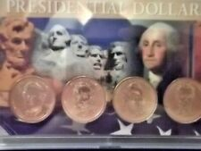 2010 DENVER PRESIDENTIAL UNCIRCULATED DOLLARS IN MINT STATE CONDITION