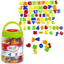 Magnetische Buchstaben und Zahle...
