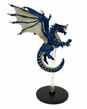 Tyranny of Dragons #41 Blue Dragon Dungeons & Dragons Mini Figure D&D