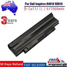 9 Cell Battery for Dell Inspiron N4010D N4010R N4050 N4110 N5010 N5010R N5110