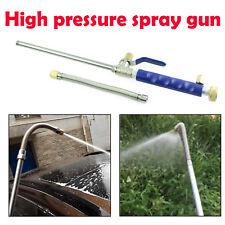Hochdruck Jet Power Wash Spray Nozzle+Flexible Schlauch für Garden Bewässerung
