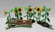 Playmobil  Sonnenblumenfeld I Bauernhof Citylife Blumen
