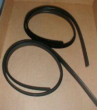 New ListingMaserati Biturbo Belt Molding Rubber Seal Weatherstrip Sweep Trim 317720324