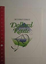 Aufkleber/Sticker: Internationale Dollard Route (04121653)