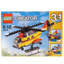 Helicopter Box 8-11 Years LEGO Building Toys