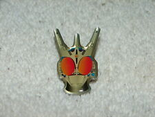 Kamen Rider G-3  Metal Pin from Masked Rider 10th Anniversary Set! Ultraman