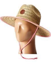 Roxy Junior's Tomboy Straw Hat, Lark, Medium/Large