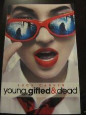 Young, Gifted and Dead Book by Lucy Carver St. Jude's Academy Paperback Unread