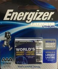 Lithium Rechargeable Batteries 1.5 V