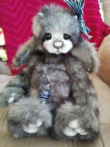 """A Bear By Kim """"Nyxie"""" OOAK Adorable Artist Bear/Baby Gremlin by Kim Gallimore"""