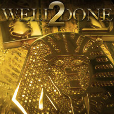 Tyga - Well Done 2 Mixtape CD Young Money Cash Last Kings YMCMB Gangsta Grillz