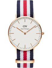 Daniel Wellington Classic Canterbury 36mm Women's Gold Watch 0502DW
