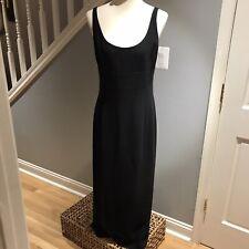 Ann Taylor Black Maxi-Dress Size 10
