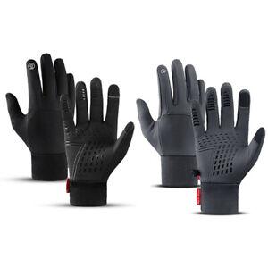 Hot Sale Outdoor Sports Men Women Full Finger Winter Magic Gloves Touch Screen