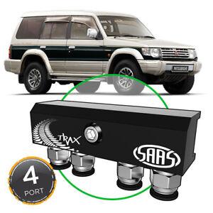 Genuine SAAS DB1001 Diff Breather Kit 4 Port for Mitsubishi Pajero NH>NL 1991>99