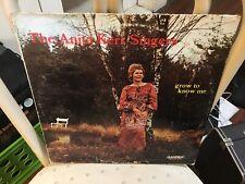 The Anita Kerr Singers Grow To Know Me LP Ampex VG+