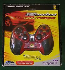 FERRARI 360 MODENA UPAD FORCE GAMEPAD WIRED THRUSTMASTER - PC USB