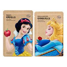 The Faceshop Disney Face Mask Set (Snow White+Sleeping Beauty)