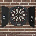 Best Electronic Dart Boards - HOMCOM Electronic Dartboard Set 26 Games and 185 Review