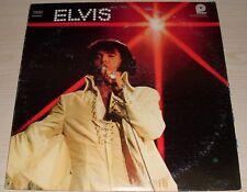 ELVIS YOU'LL NEVER WALK ALONE REISSUE ALBUM 1975 PICKWICK RECORDS CAS 2472