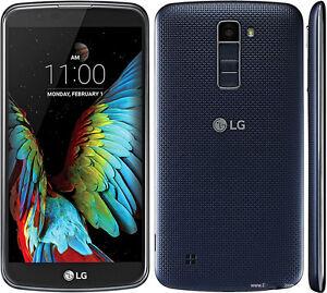 "Android Unlocked LG K10 4G 16GB Single / Dual-SIM GSM Original Smartphone 5.3"""