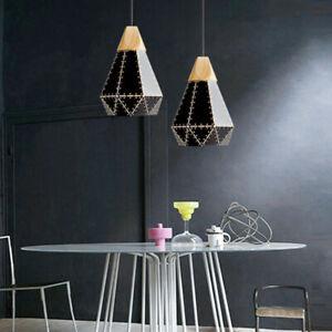 Modern Black Pendant Light Bar Lights Room Ceiling Lamp Home Chandelier Lighting