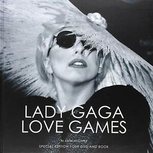 Lady Gaga: Love Games, Special Edition (4 DVD & Book) New & Sealed