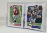 2019 Score Football Rookie Stars RC Base You Pick & Complete Your Set #331-400