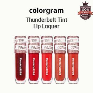 [colorgram] Thunderbolt Tint Lip Laquer  (4.5g)