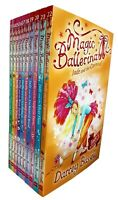 Magic Ballerina Darcey Bussell Holly And Jade Series 10 Books Collection Set NEW