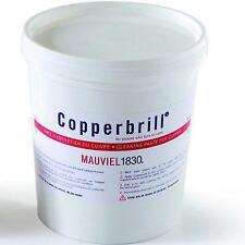 Mauviel Kupferputzpaste Coppercleaner Copperbrill  1 Liter