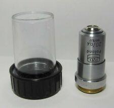 PZO Achromat objective 20x 0,40 microscope BIOLAR / Zeiss