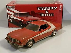 Starsky and Hutch 1976 Ford Gran Torino Weathered 1:24 Greenlight 84113