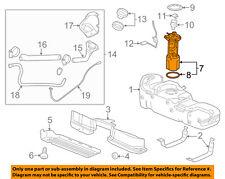GM OEM-Fuel Pump 13589708