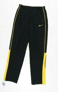 Pantalone Tuta Nike Tg: M 10/12y Usato (Cod.EBAY204) Vintage Nero Bambino