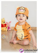 3-6 months Tigger Bodysuit with Hat By Disney Baby Costume Party