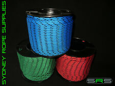 4MM OFFSHORE EXTREME SOLD P/M WITH SPECTRA CORE,HIGH PERFORMANCE YACHT ROPE